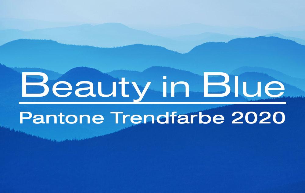 Classic Blue – die Pantone Trendfarbe 2020