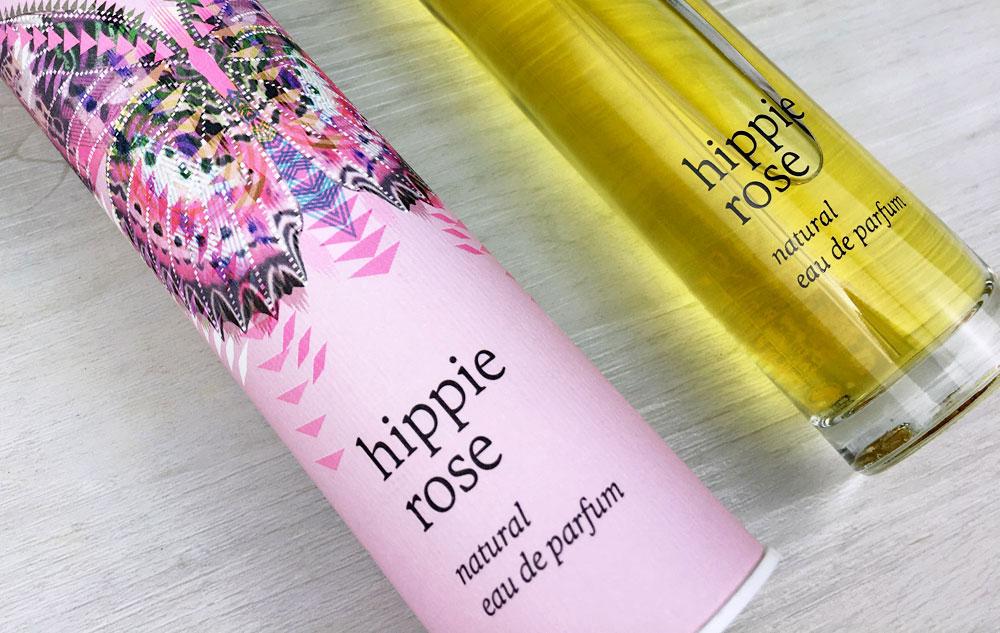 farfalla Hippie Rose