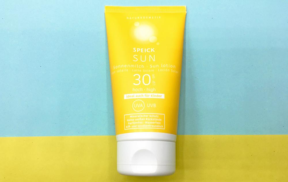 WE LOVE Speick Sun Sonnenmilch LSF 30