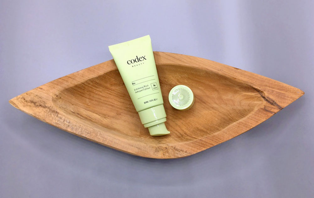 WE LOVE codex Bia Exfoliating Wash